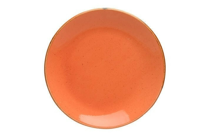 Porland Seasons Orange coupe bord 26 cm