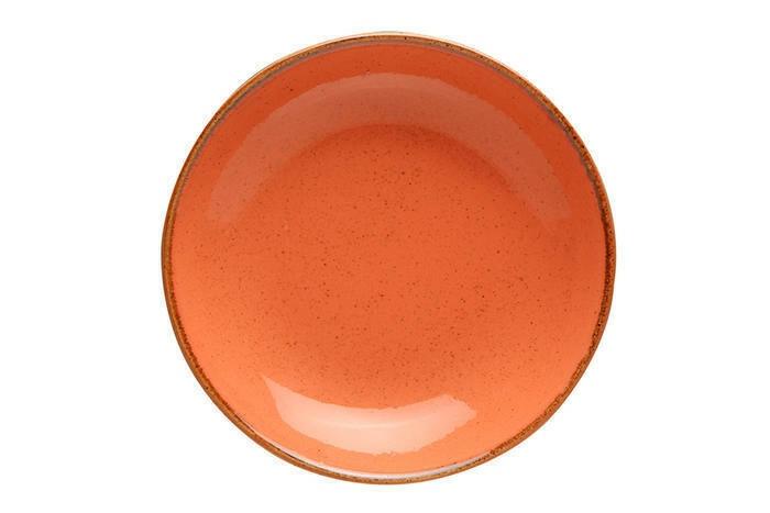 Porland Seasons Orange coupe bord diep 26 cm