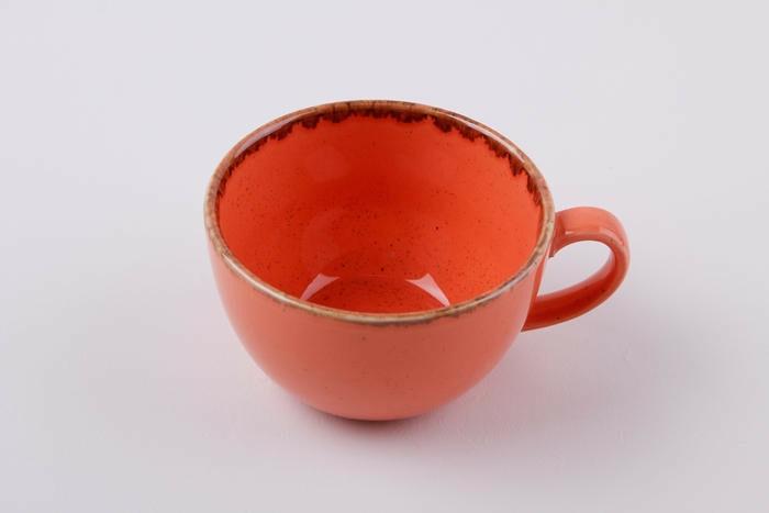 Porland Seasons Orange cafe au lait kop 32 cl