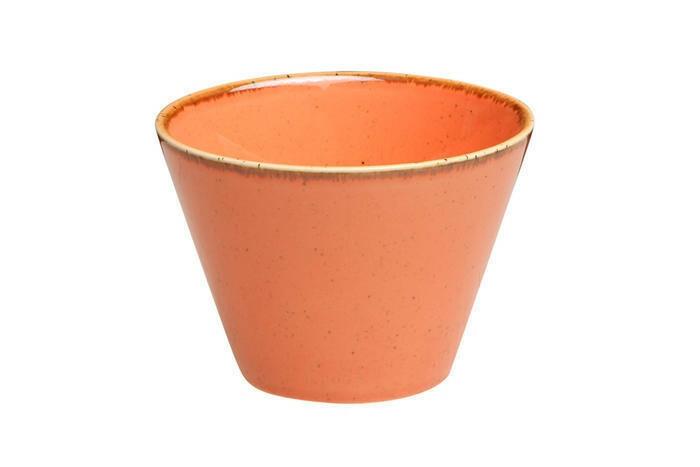Porland Seasons Orange bowl conisch 9 cm 20 cl