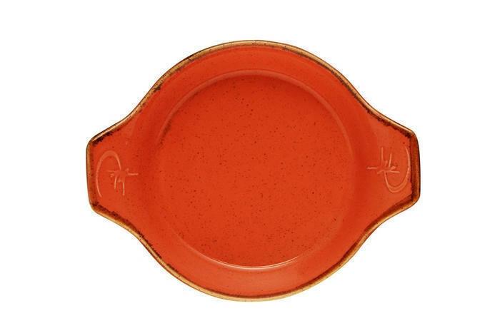 Porland Seasons Orange ovenschaal 18 cm