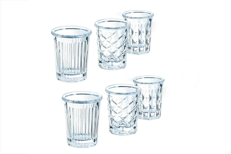 Arcoroc New York shotglas 3,4 cl assorti DOOS 6