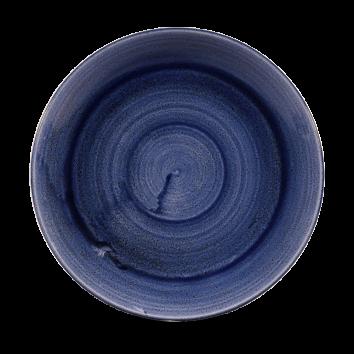 Stonecast Patina Cobalt Blue coupe bord 26 cm