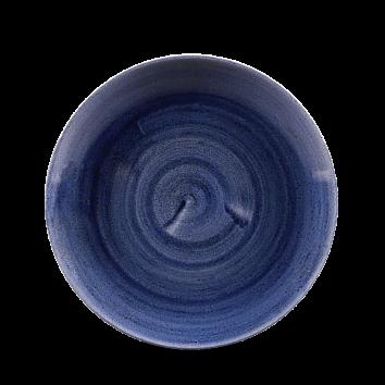 Stonecast Patina Cobalt Blue coupe bord 21,7 cm