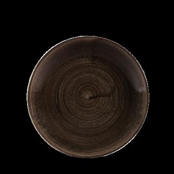 Stonecast Patina Iron Black coupe bord 16,5 cm