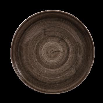 Stonecast Patina Iron Black coupe bord 21,7 cm