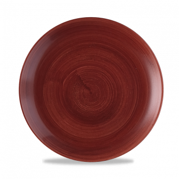 Stonecast Patina Rust Red coupe bord 26 cm