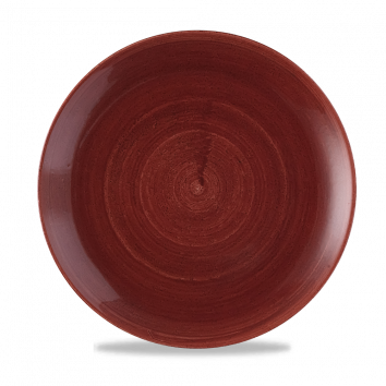 Stonecast Patina Rust Red coupe bord 28,8 cm