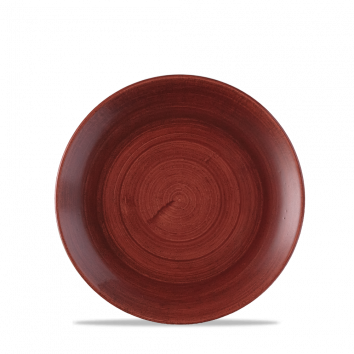 Stonecast Patina Rust Red coupe bord 16,5 cm