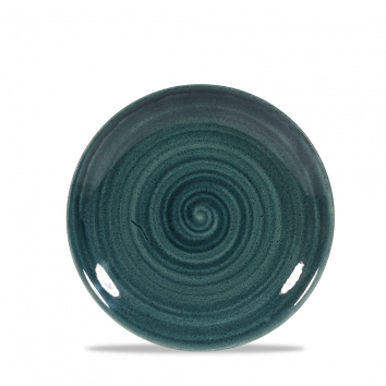 Stonecast Patina Rustic Teal coupe bord 16,5 cm