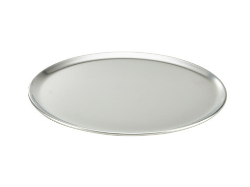foodplateau aluminium Ø 28 cm