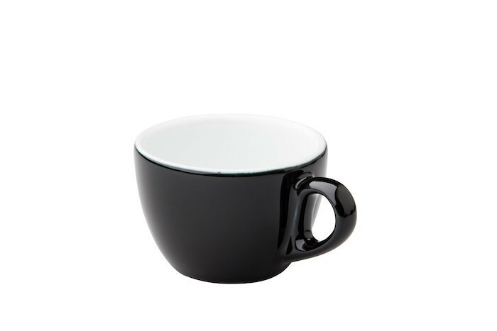 Barista Point koffie kop zwart 15 cl