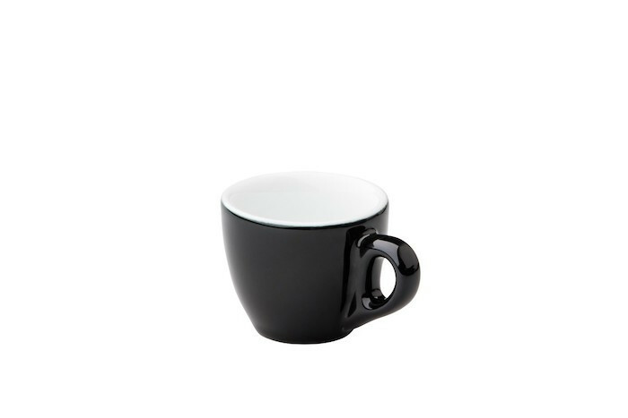 Barista Point espresso kop zwart 6 cl