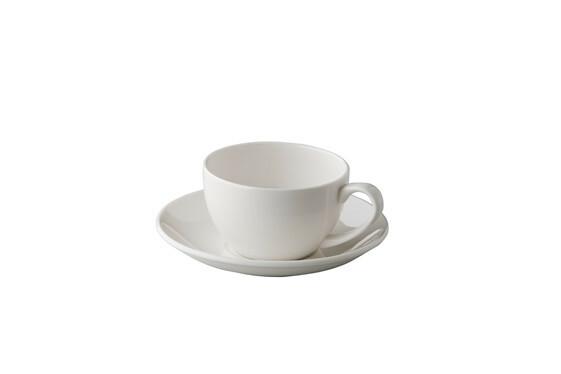 Q Fine China klassieke koffiekop 22 cl