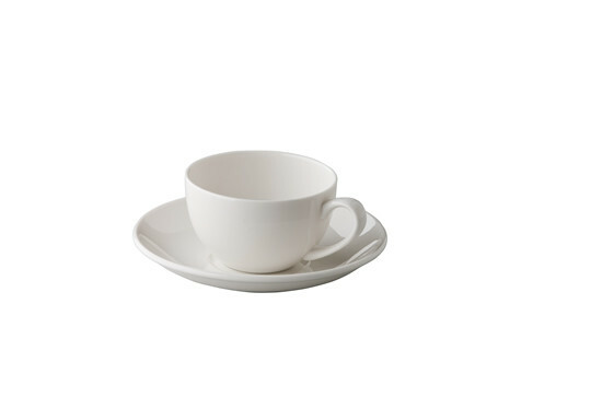Q Fine China klassieke koffiekop 18 cl