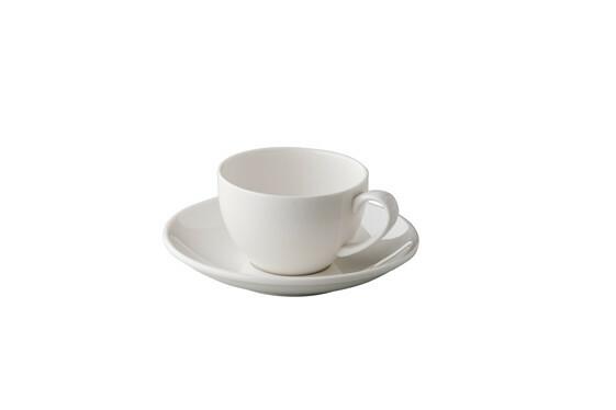 Q Fine China klassieke espressokop 10 cl