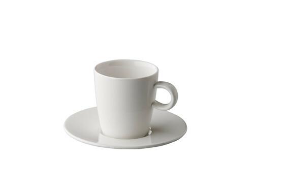Q Fine China koffiekop 22 cl