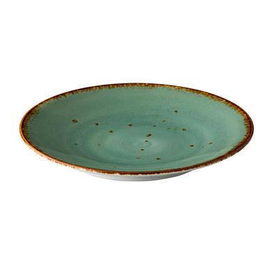 Q Authentic Aqua coupe bord 15,5 cm