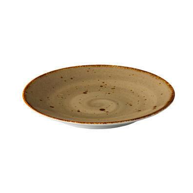 Q Authentic Sand coupe bord 15,5 cm