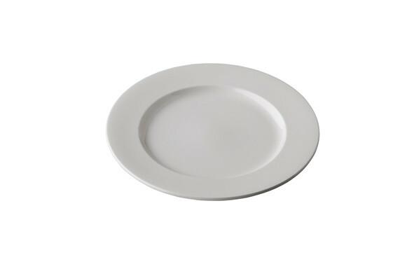 Q Fine China plat bord 21,5 cm