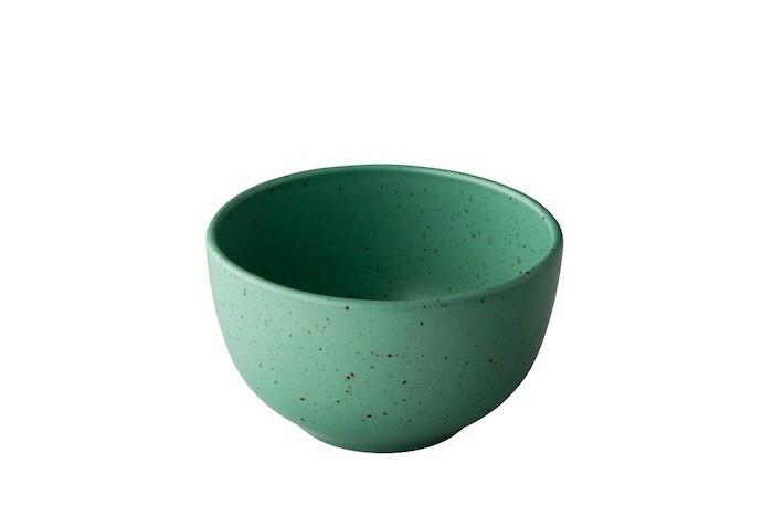 Q Authentic Tinto kom mat groen 13 x 7,5(h) cm