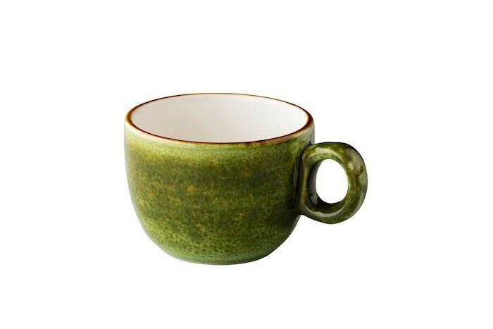 Q Authentic Jersey koffiekop 16 cl groen