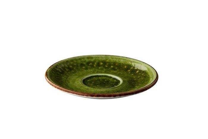 Q Authentic Jersey schotel 15 cm groen