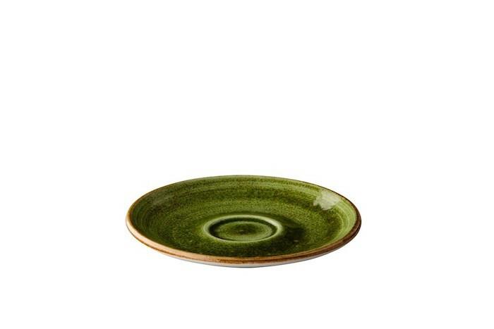 Q Authentic Jersey espr. schotel 13 cm groen