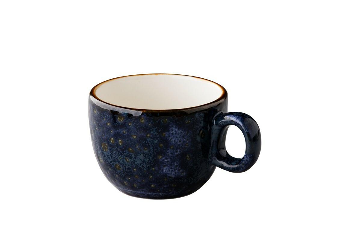 Q Authentic Jersey koffiekop 16 cl donkerblauw