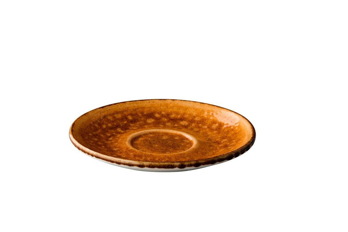 Q Authentic Jersey schotel 15 cm oranje