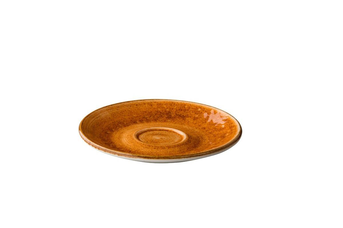 Q Authentic Jersey espr. schotel 13 cm oranje