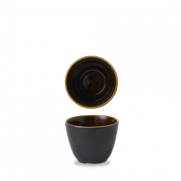 Churchill Nourish Tokyo Black chip mug 29 cl