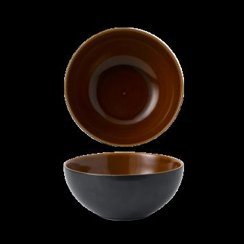 Churchill Nourish Tokyo Black bowl 107,5 cl