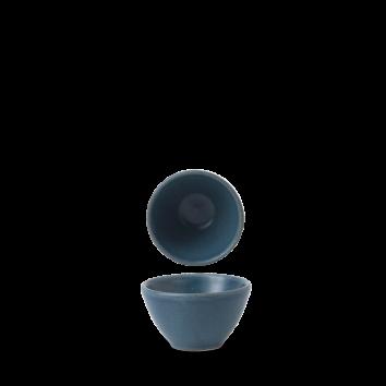 Churchill Nourish Oslo Blue dip pot 6 cl