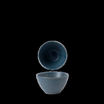Churchill Nourish Oslo Blue dip pot 11 cl