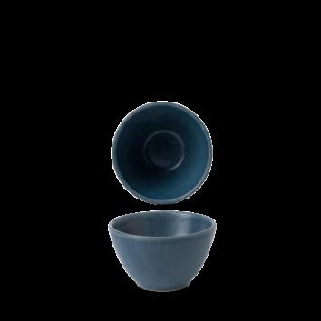Churchill Nourish Oslo Blue deep bowl 24 cl