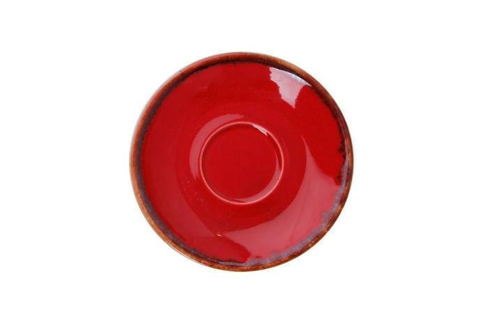 Porland Seasons Red espr. schotel 14 cm