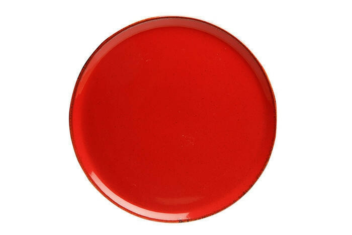 Porland Seasons Red extra plat bord 28 cm