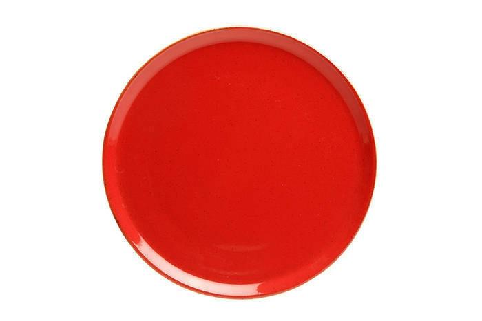 Porland Seasons Red extra plat bord 32 cm