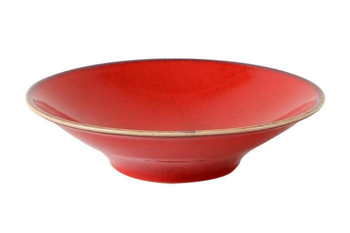 Porland Seasons Red coupe bowl 20 cm