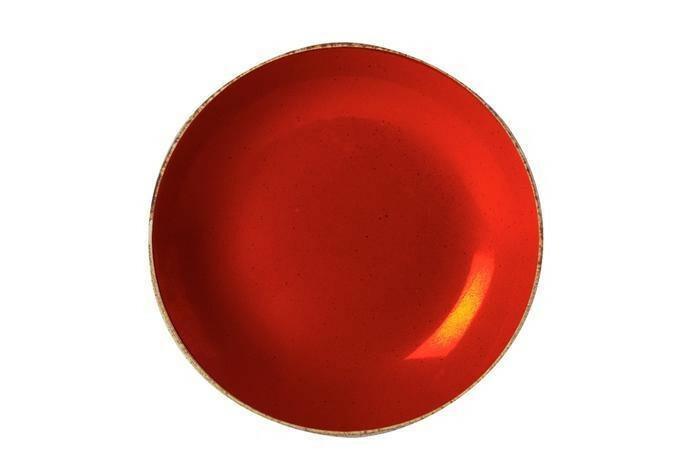 Porland Seasons Red coupe bord diep 21 cm