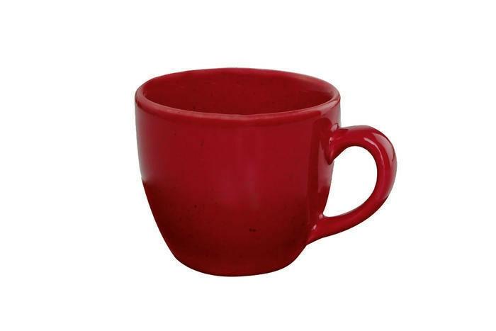 Porland Seasons Red espressokop 8 cl