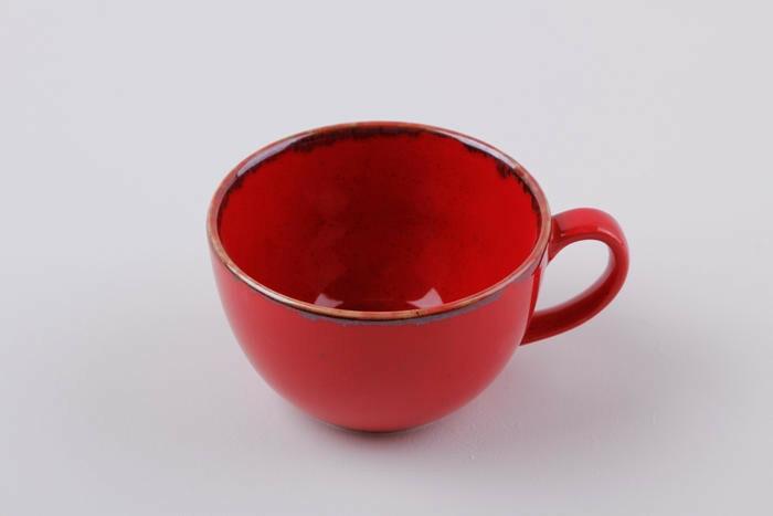 Porland Seasons Red cafe au lait kop 32 cl