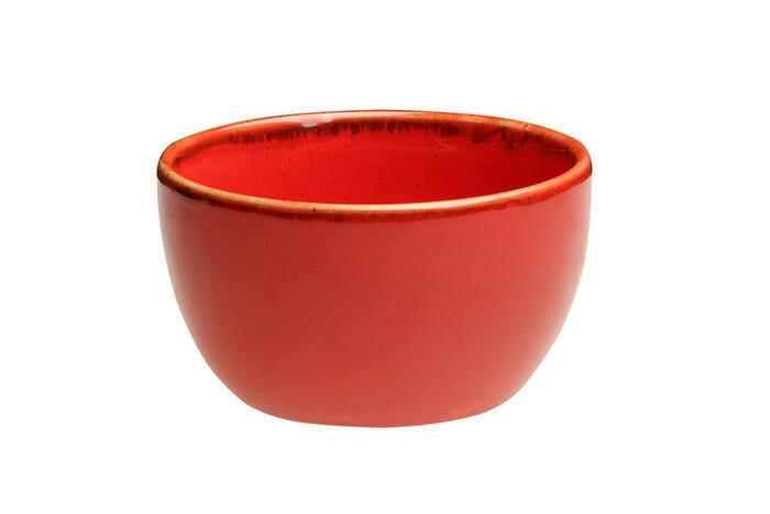 Porland Seasons Red bowl 10 cm 21 cl