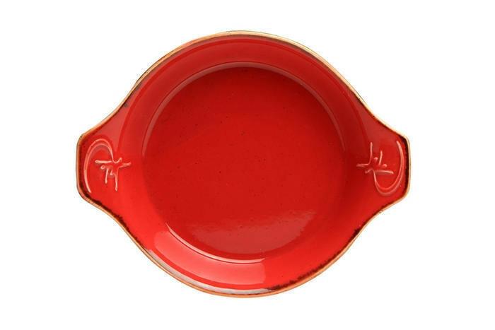 Porland Seasons Red ovenschaal 18 cm