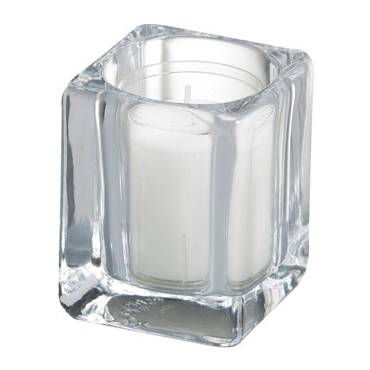 Bolsius ReLight Square Refill houder DOOS 6