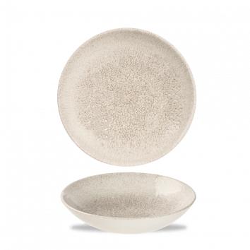 Studio Prints Raku Agate Grey coupe bowl 18,2 cm
