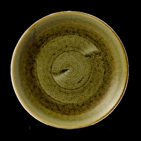 Stonecast Plume Olive coupe bord 28,8 cm