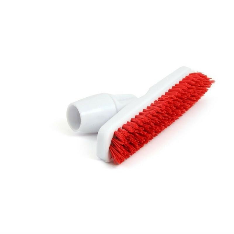 Jantex voegenborstel rood 23,5 cm