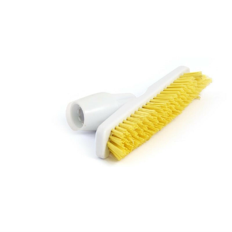 Jantex voegenborstel geel 23,5 cm